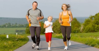 jogging_family