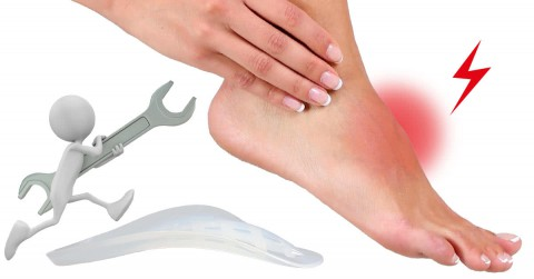 Soft Step® Foot Corrector